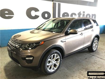 2016 Land Rover Discovery Sport HSE (Stk: 12044) in Toronto - Image 1 of 30