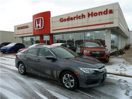 2016 Honda Civic LX (Stk: U17319) in Goderich - Image 1 of 9