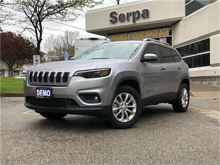 2019 Jeep Cherokee North (Stk: 194011) in Toronto - Image 1 of 18
