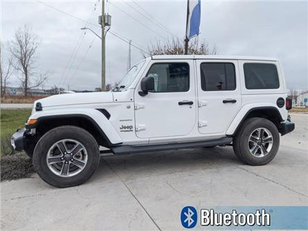 2019 Jeep Wrangler Unlimited Sahara (Stk: 95044) in Goderich - Image 2 of 21