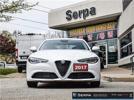 2017 Alfa Romeo Giulia Base (Stk: P9147) in Toronto - Image 2 of 27