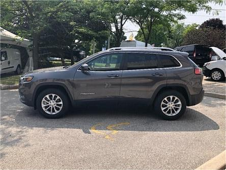 2019 Jeep Cherokee North (Stk: 194017) in Toronto - Image 2 of 19