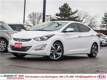 2015 Hyundai Elantra  (Stk: 2A5072A) in Burlington - Image 1 of 27