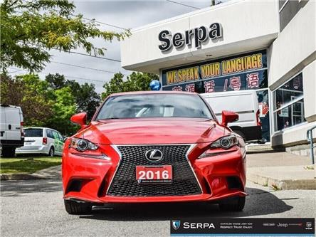 2016 Lexus IS 300 Base (Stk: P9179) in Toronto - Image 1 of 27