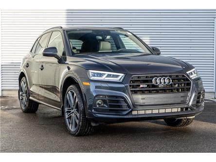 2019 Audi SQ5 3.0T Technik (Stk: N5326) in Calgary - Image 1 of 16