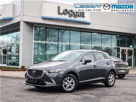 2017 Mazda CX-3 GS (Stk: 2077LT) in Burlington - Image 1 of 27