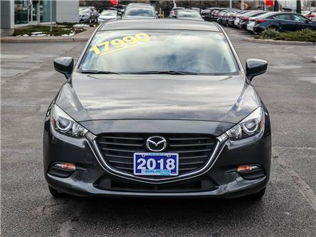 2018 Mazda Mazda3 Sport GS (Stk: 2021A) in Burlington - Image 2 of 28
