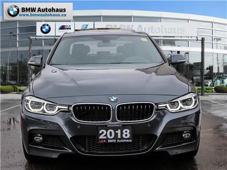 2018 BMW 330i xDrive (Stk: N19291A) in Thornhill - Image 2 of 29