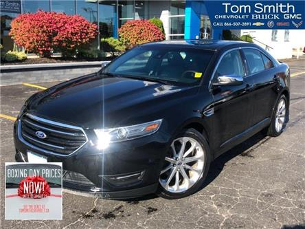 2016 Ford Taurus Limited (Stk: 190629A) in Midland - Image 1 of 20