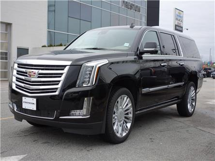 2020 Cadillac Escalade ESV Platinum (Stk: 0202950) in Langley City - Image 1 of 6