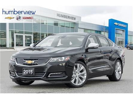 2015 Chevrolet Impala 2LZ (Stk: 19EQ091A) in Toronto - Image 1 of 22