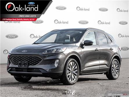 2020 Ford Escape Titanium (Stk: 0T026) in Oakville - Image 1 of 26