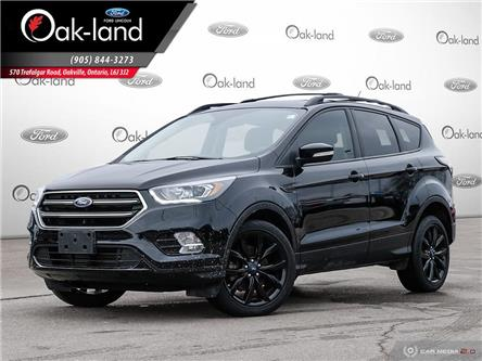 2017 Ford Escape Titanium (Stk: P5776) in Oakville - Image 1 of 29