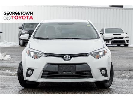 2016 Toyota Corolla LE (Stk: 16-45982GT) in Georgetown - Image 2 of 18