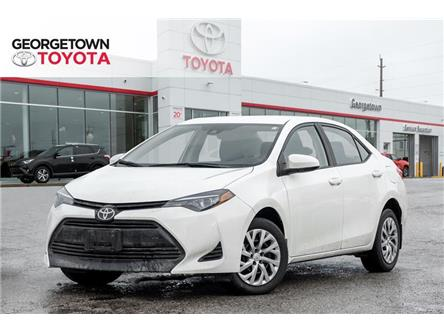 2017 Toyota Corolla LE (Stk: 17-97737GL) in Georgetown - Image 1 of 18