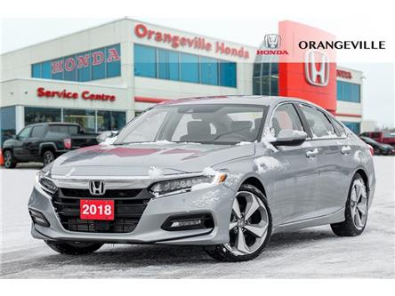 2018 Honda Accord Touring (Stk: C20006A) in Orangeville - Image 1 of 20
