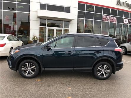 2017 Toyota RAV4 XLE (Stk: 208031A) in Burlington - Image 2 of 20