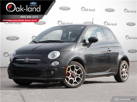 2014 Fiat 500 Sport (Stk: 9X077DA) in Oakville - Image 1 of 25
