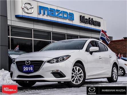 2016 Mazda Mazda3 GS (Stk: P1931) in Markham - Image 1 of 27