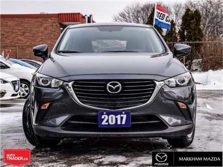 2017 Mazda CX-3 GX (Stk: H190731A) in Markham - Image 2 of 26