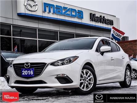 2016 Mazda Mazda3 Sport GS (Stk: N190842A) in Markham - Image 1 of 26