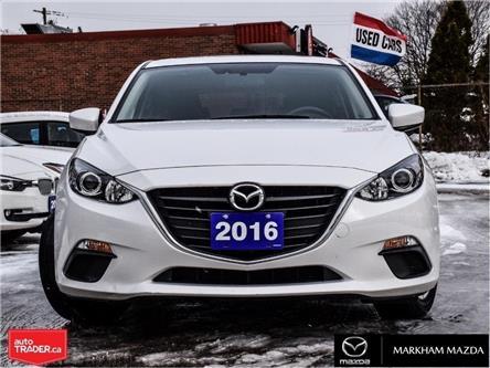 2016 Mazda Mazda3 Sport GS (Stk: N190842A) in Markham - Image 2 of 26