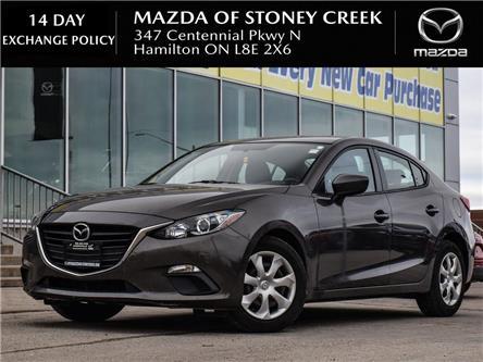 2015 Mazda Mazda3 GX (Stk: SU1493) in Hamilton - Image 1 of 21
