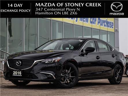 2016 Mazda MAZDA6 GT (Stk: SN1478A) in Hamilton - Image 1 of 22