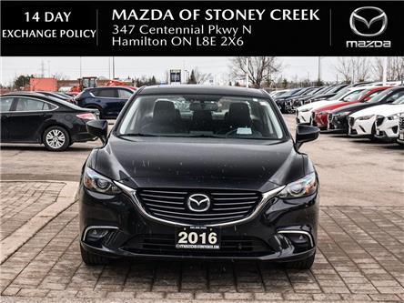 2016 Mazda MAZDA6 GT (Stk: SN1478A) in Hamilton - Image 2 of 22