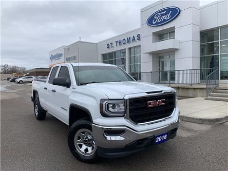 2018 GMC Sierra 1500 Base (Stk: T9738A) in St. Thomas - Image 1 of 23