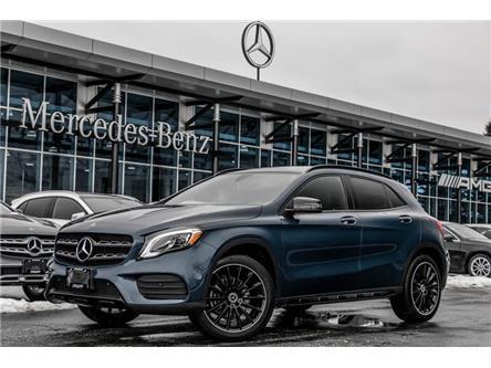 2019 Mercedes-Benz GLA 250 Base (Stk: K3949) in Kitchener - Image 1 of 22