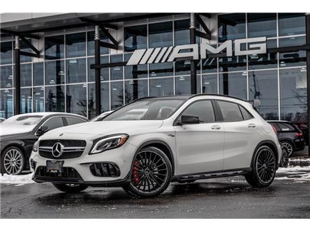 2018 Mercedes-Benz AMG GLA 45 Base (Stk: K3955) in Kitchener - Image 1 of 22