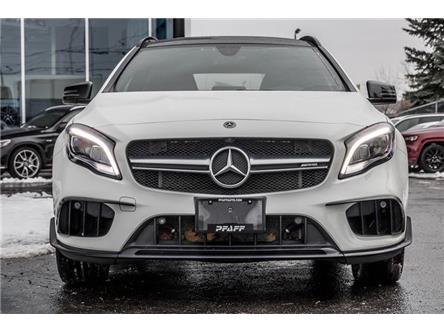 2018 Mercedes-Benz AMG GLA 45 Base (Stk: K3955) in Kitchener - Image 2 of 22