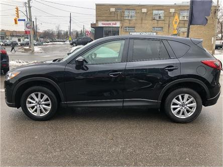 2016 Mazda CX-5 GS AWD at LEATHER,REAR CAM,ALLOYS,SUNROOF,NO ACCID (Stk: P2028) in Toronto - Image 2 of 21