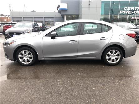 2016 Mazda Mazda3 GX at REAR CAMERA,BLUETOOTH,CRUISE CONTROL,NO ACII (Stk: P2027) in Toronto - Image 2 of 21