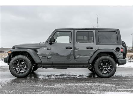 2020 Jeep Wrangler Unlimited Sport (Stk: LC2075) in London - Image 2 of 5