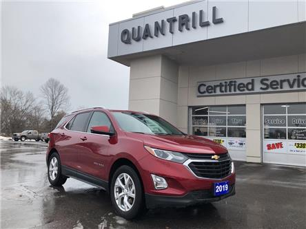 2019 Chevrolet Equinox LT (Stk: 276359R) in Port Hope - Image 1 of 18