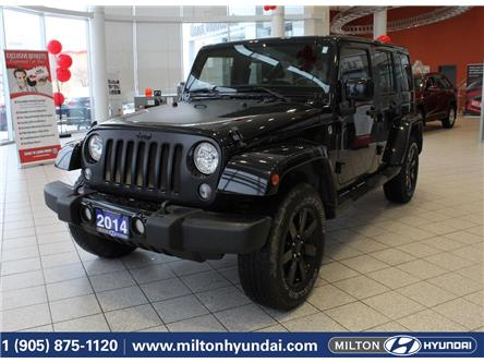 2014 Jeep Wrangler Unlimited  (Stk: 263282) in Milton - Image 1 of 28