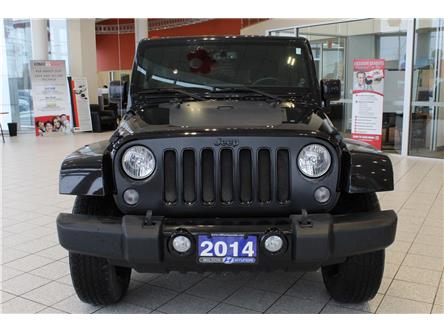 2014 Jeep Wrangler Unlimited  (Stk: 263282) in Milton - Image 2 of 28