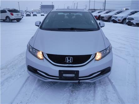 2013 Honda Civic EX (Stk: U-4146) in Kapuskasing - Image 2 of 12