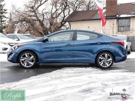 2016 Hyundai Elantra Sport Appearance (Stk: P13349) in North York - Image 2 of 28