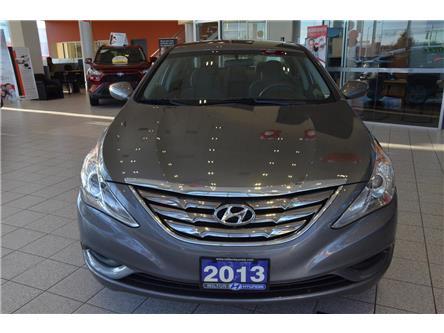 2013 Hyundai Sonata GLS (Stk:  582345  ) in Milton - Image 2 of 35