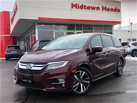 2019 Honda Odyssey Touring (Stk: P13341) in North York - Image 1 of 27