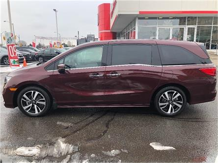 2019 Honda Odyssey Touring (Stk: P13341) in North York - Image 2 of 27