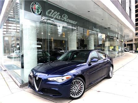 2019 Alfa Romeo Giulia ti (Stk: 47AR) in Toronto - Image 1 of 30