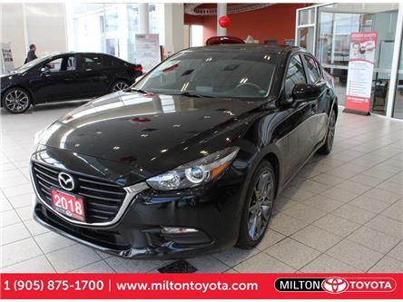 2018 Mazda Mazda3 GS (Stk: 157172) in Milton - Image 1 of 37