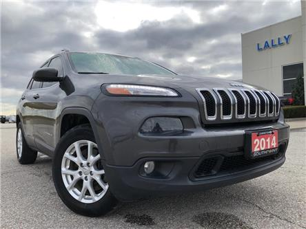 2014 Jeep Cherokee North (Stk: S10398B) in Leamington - Image 1 of 23