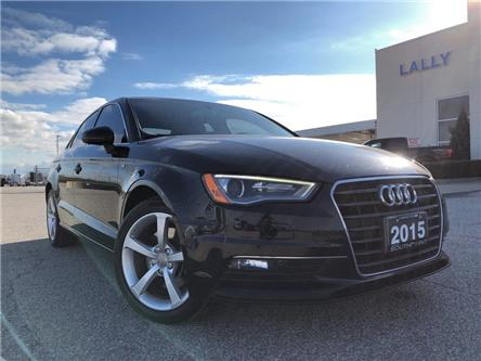 2015 Audi A3 1.8T Komfort (Stk: S6480A) in Leamington - Image 1 of 22