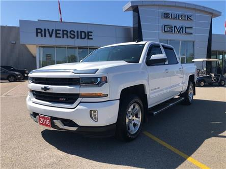 2016 Chevrolet Silverado 1500  (Stk: 19083A) in Prescott - Image 1 of 15