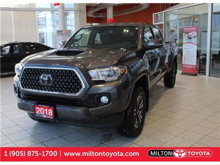 2018 Toyota Tacoma SR5 (Stk: 030383A) in Milton - Image 1 of 35